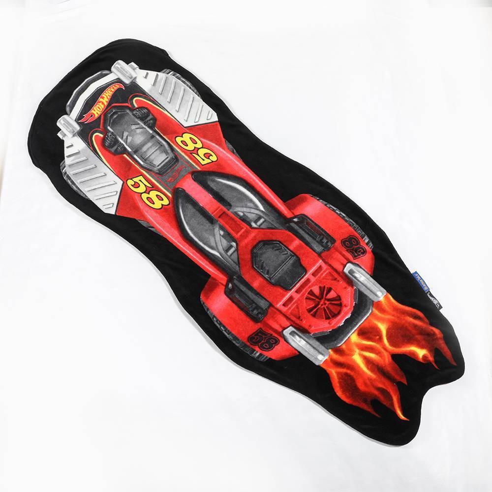 Image of Hot Wheels Racer Blanket Red