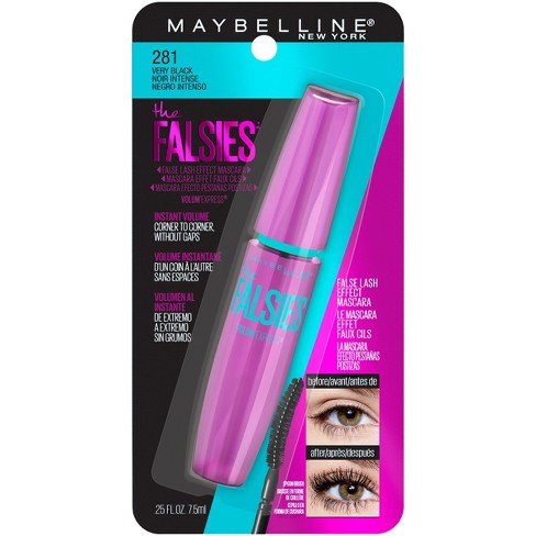 2204925a018 Maybelline Volum' Express The Falsies Washable Mascara 281 Very Black 0.25 fl  oz