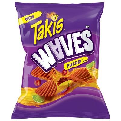 Takis Waves Fuego - 2.5oz