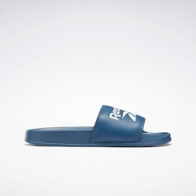 Reebok Classic Slide Mens Sneakers 13 Brave Blue / Brave Blue / White