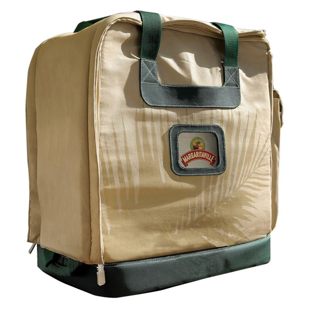 Margaritaville Frozen Concoction Maker Travel Bag, AD1200-000-000, Brown