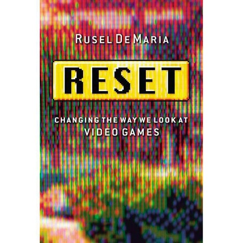 Reset - (BK Currents) by  Rusel DeMaria (Hardcover) - image 1 of 1