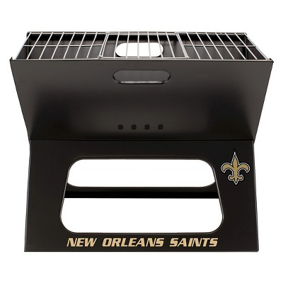 Picnic Time NFL Team X-Grill BBQ