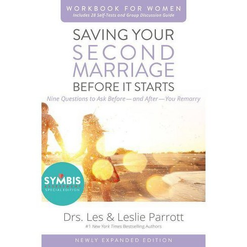 Saving Your Second Marriage Before It Starts Workbook for Women Updated - by  Les And Leslie Parrott - image 1 of 1