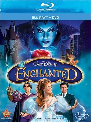 Enchanted [WS] [2 Discs] [Blu-ray/DVD]