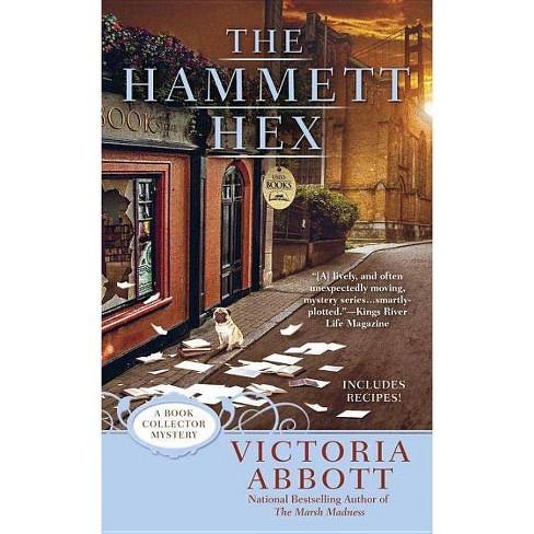 The Hammett Hex - (Berkley Prime Crime)by  Victoria Abbott (Paperback) - image 1 of 1
