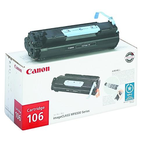 Canon® 0264B001 (106) Toner, Black (0264B001) - image 1 of 1