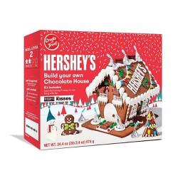 Hershey's Chocolate Cookie House Kit - 34.4oz