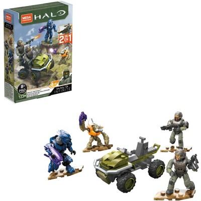Mega Construx HALO Infinite Recon Getaway Construction Set