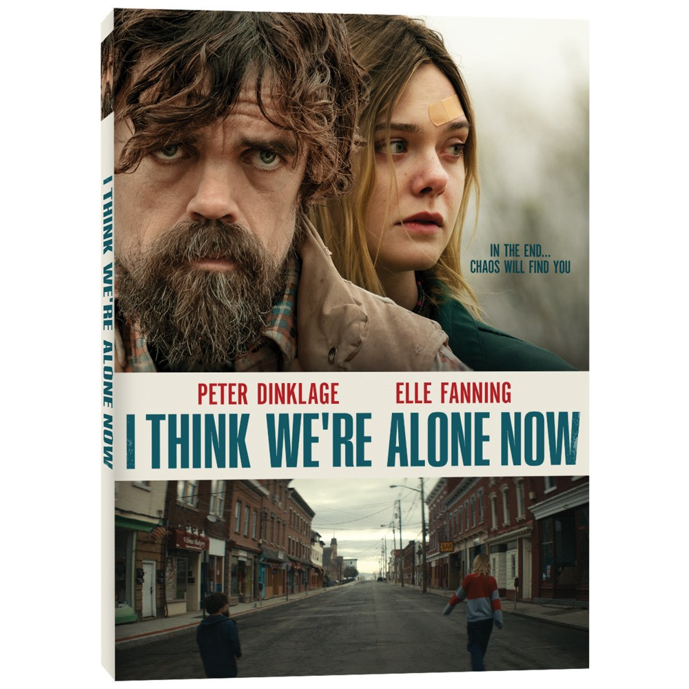 I Think We'Re Alone Now (Dvd)
