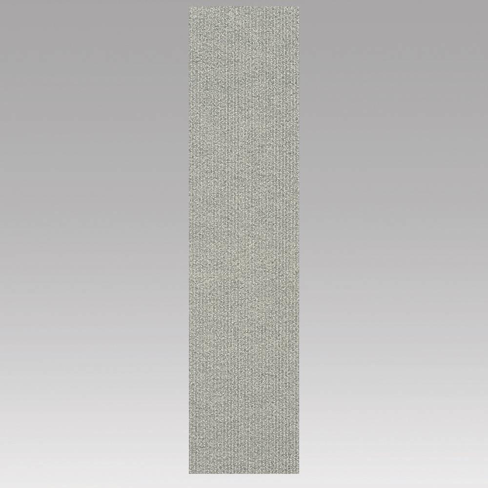 9x36 16pk Self Stick Carpet Tile Dove - Foss Floors Compare