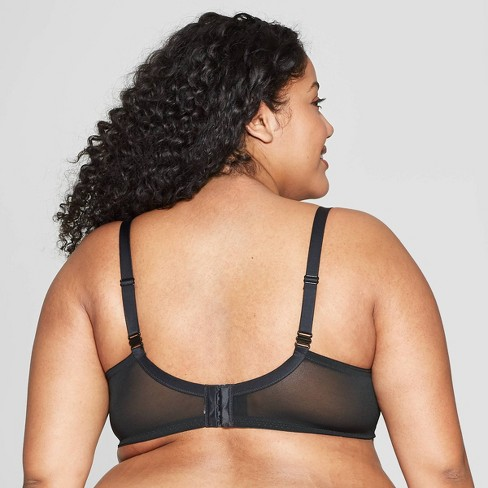 93d4582298db5 Women s Plus Size Sublime Lace Plunge Push Up Bra - Auden™   Target
