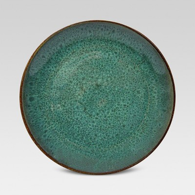 Belmont Green Reactive - Salad Plate - Threshold™