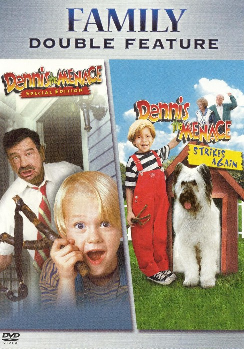 Dennis the Menace/Dennis the Menace Strikes Again [10th Anniversary] [2 Discs] - image 1 of 1