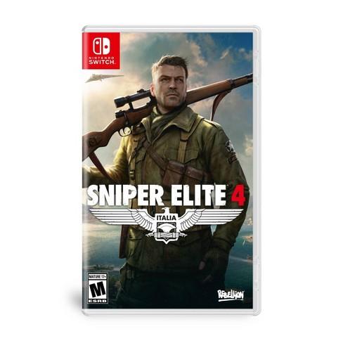 Sniper Elite 4 - Nintendo Switch - image 1 of 4
