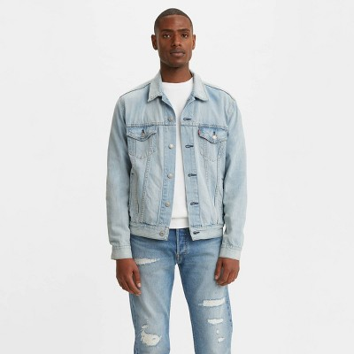 Levi's® Men's Long Sleeve Trucker Jacket