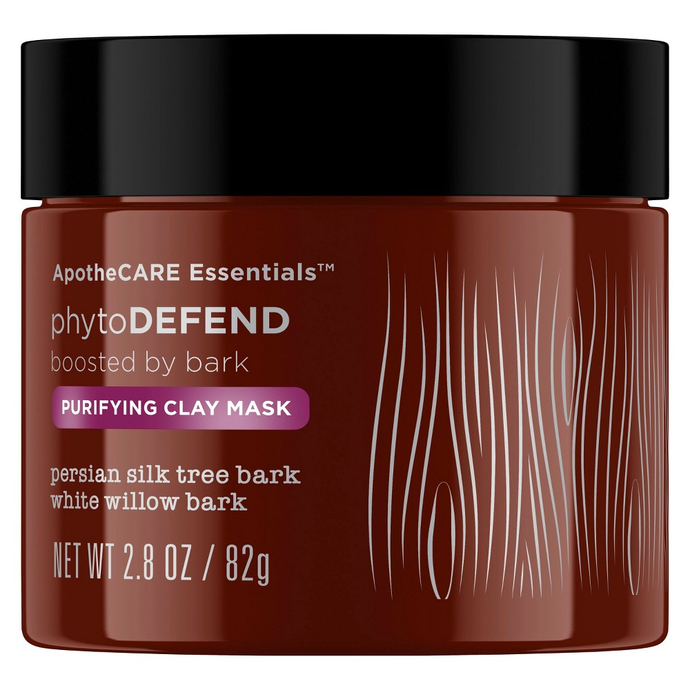 Image of ApotheCARE Essentials PhytoDefend Clarifying Clay Mask - 2.8oz