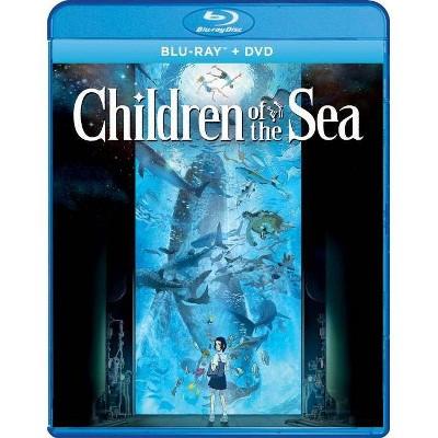 Children of the Sea (Blu-ray + DVD)