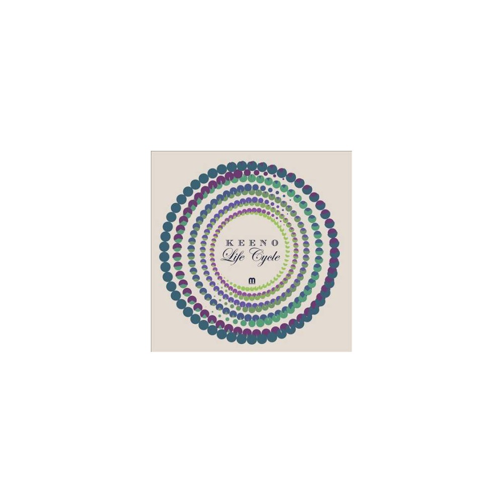 Keeno - Life Cycle (CD), Pop Music
