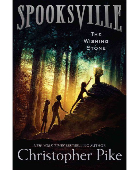 Wishing Stone (Paperback) (Christopher Pike) - image 1 of 1
