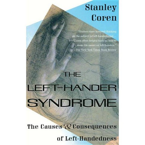 The Left-Hander Syndrome - by  Stanley Coren (Paperback) - image 1 of 1
