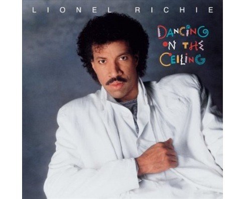 Lionel Richie - Dancing On The Ceiling (Vinyl) - image 1 of 1