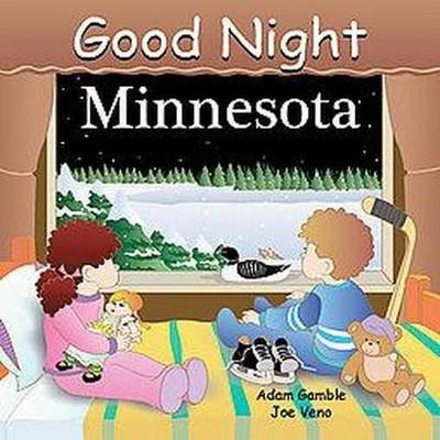 Good Night Minnesota (Hardcover)(Adam Gamble)