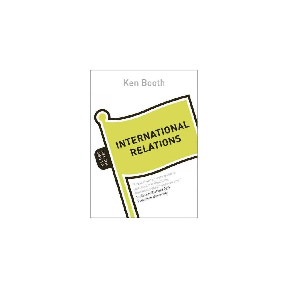 International Relations ( Teach Yourself) (Paperback)
