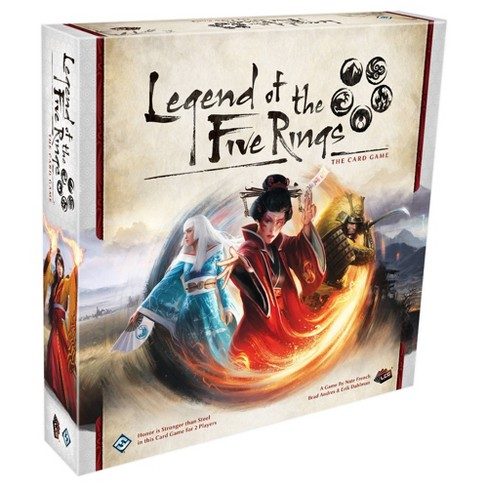 Fantasy Flight Games Legend of the Five Rings LCG Core Set - image 1 of 4