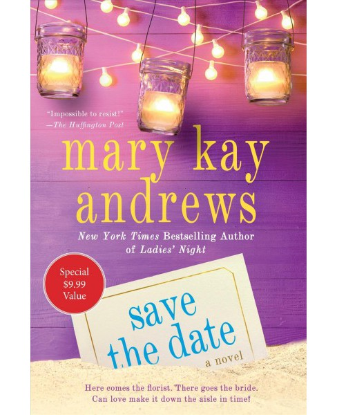 Save the Date -  Reprint by Mary Kay Andrews (Paperback) - image 1 of 1