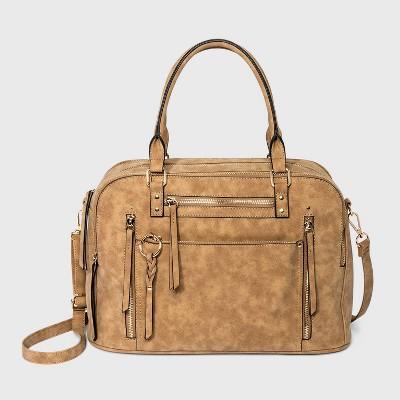 VR NYC Satchel Handbag
