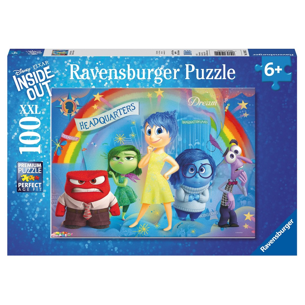 Ravensburger 100pc Puzzle - InsideOut: Mixed Emotions