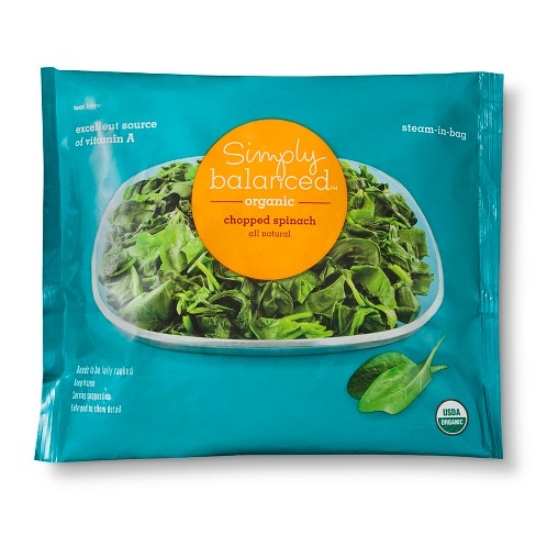 Organic Spinach - 10oz - Simply Balanced™ - image 1 of 1