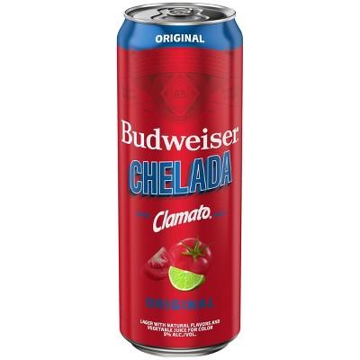 Bud Light Chelada Beer - 25 fl oz Can