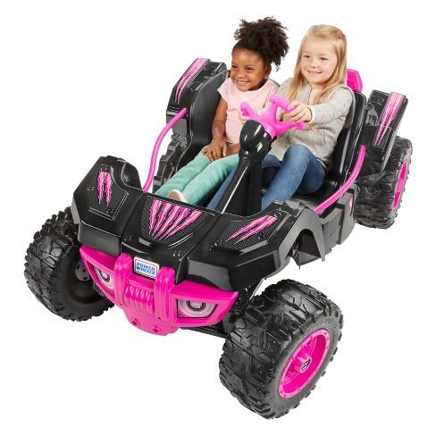 Power Wheels Desert Racer - Pink