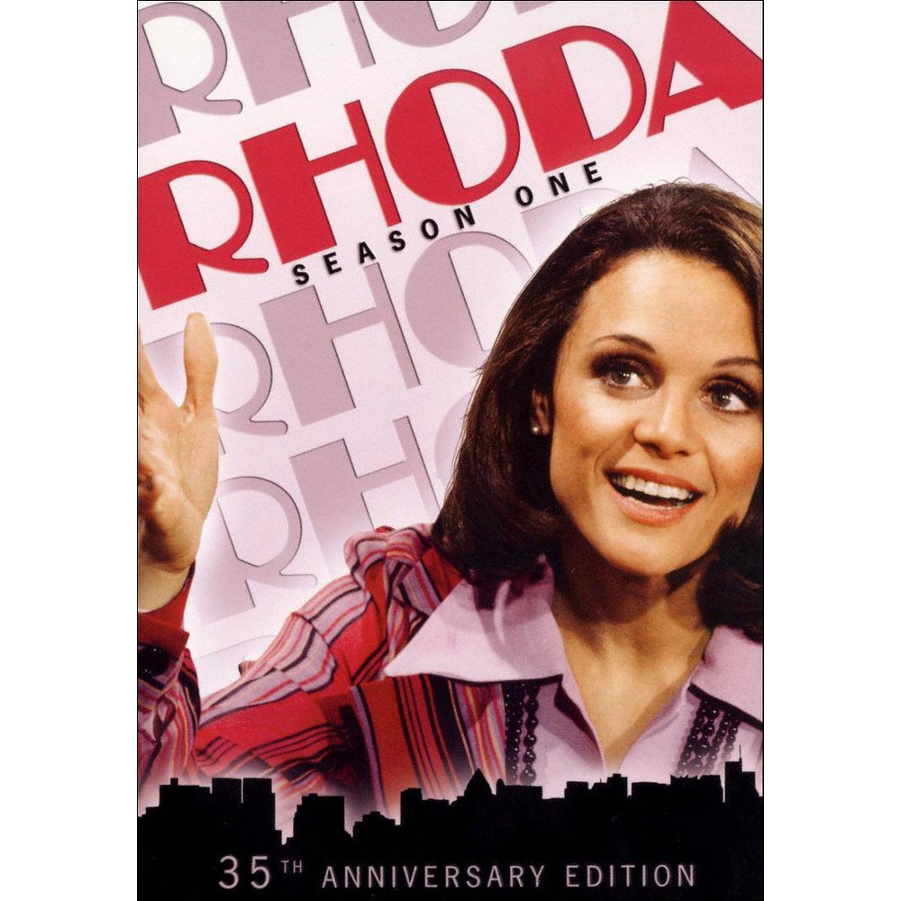 Rhoda:Season One (Dvd), Movies