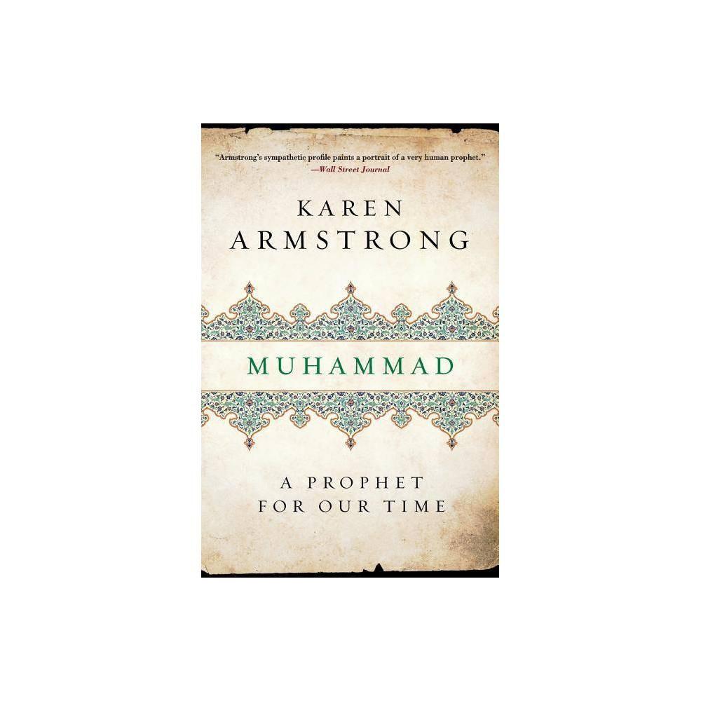 Muhammad By Karen Keishin Armstrong Paperback