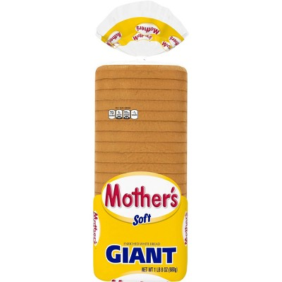 Mother's Butter Top Round Bread - 24oz