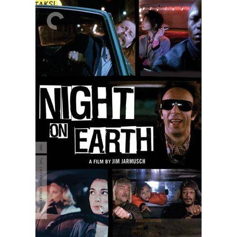 Night On Earth (DVD) - image 1 of 1