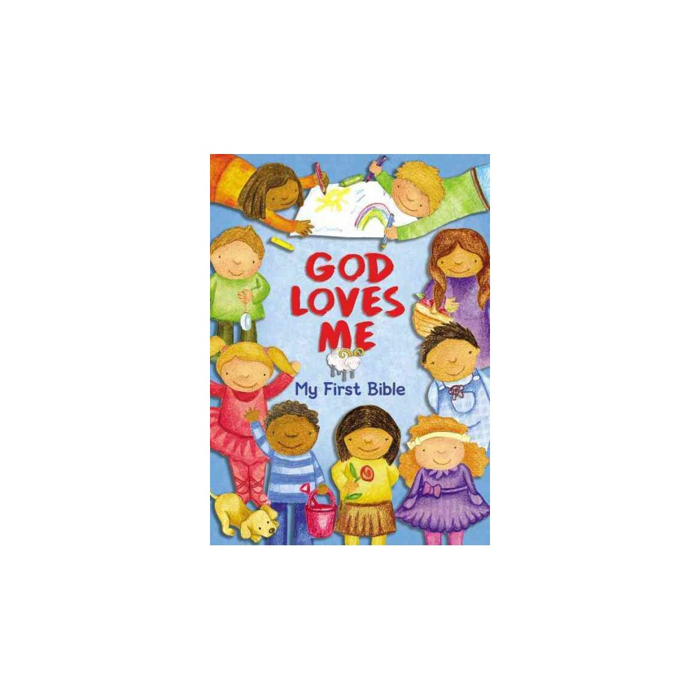 God Loves Me, My First Bible (Hardcover) (Susan Elizabeth Beck)