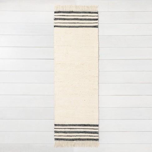 Stripe Jute Rug - Hearth & Hand™ with Magnolia - image 1 of 4