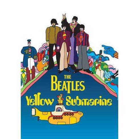 Yellow Submarine (DVD) - image 1 of 1