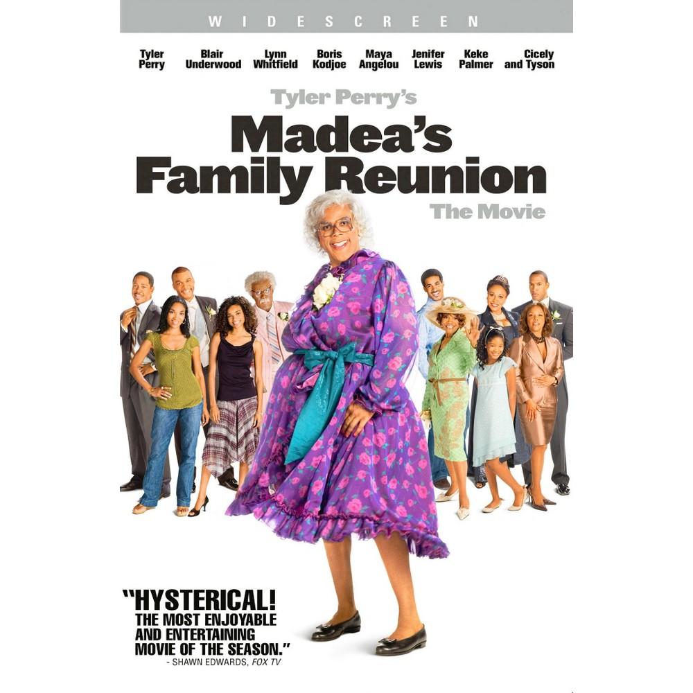 Madea's Family Reunion (WS) (dvd_video)