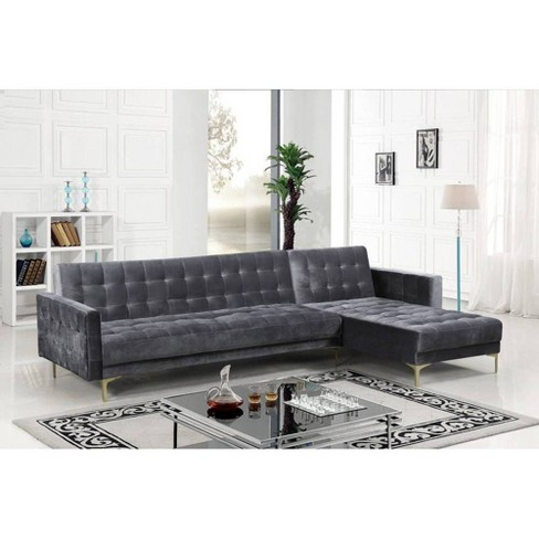Kiefer Right Facing Sectional Sofa - Chic Home : Target