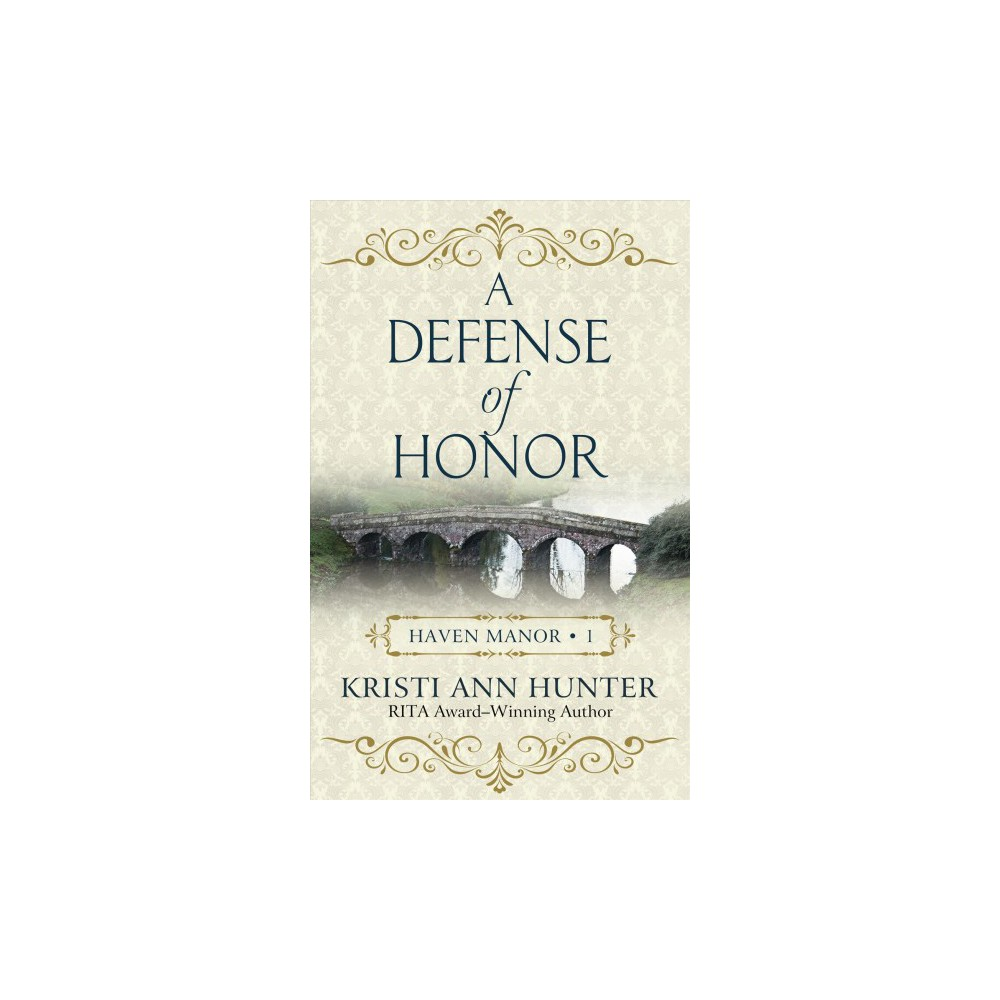 Defense of Honor - Lrg by Kristi Ann Hunter (Hardcover)