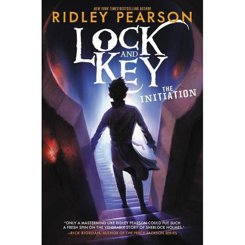 Lock and Key: The Initiation - by  Ridley Pearson (Hardcover) - image 1 of 1