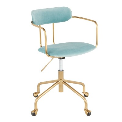 Demi Contemporary Office Chair - LumiSource