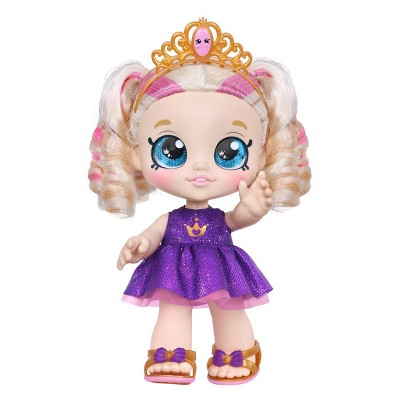Kindi Kids Toddler Doll - Tiara Sparkles