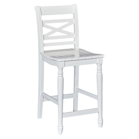 Bristol Stool White - Powell Company - image 1 of 1