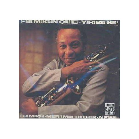 Frank Quartet Morgan - Yardbird Suite (CD) - image 1 of 1
